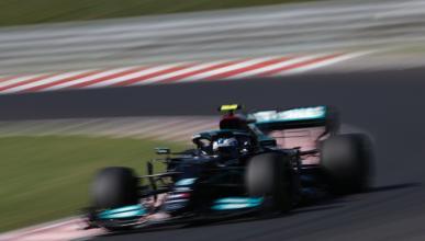 Valtteri Bottas Hungria F1