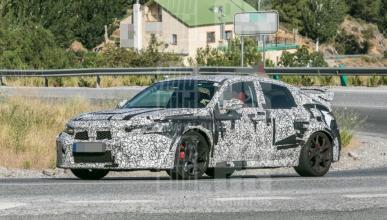 Honda Civic Type R 2022 fotos espia