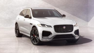 Jaguar F-Pace 2022