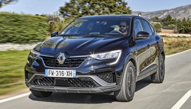 Prueba del Renault Arkana TCe 140 EDC