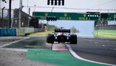Ver el GP Hungria F1 2021 y Fernando Alonso
