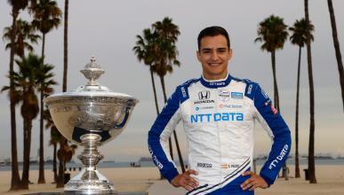 Alex Palou campeon Indycar 2021