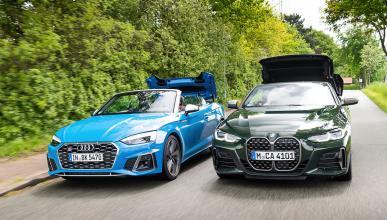 Comparativa Serie 4 Cabrio vs Audi S5 Cabrio
