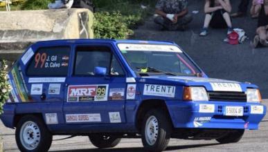 Diego Calvo y Jaime Gil Rally Llanes