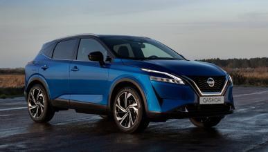 Nissan Qashqai 2021 así son y funcionan sus versiones híbridas