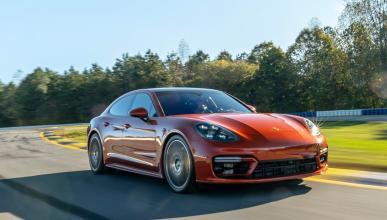 Porsche Panamera, este es su motor más interesante para comprar