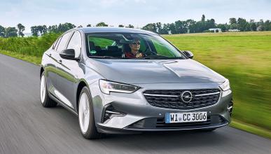 Prueba del Opel Insignia 1.5D