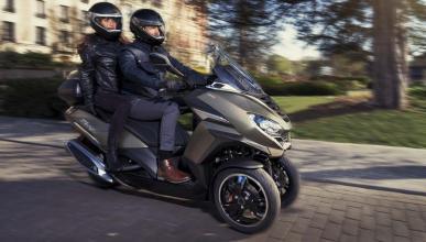 Prueba Peugeot Metropolis SW, una tres ruedas con mucho maletero