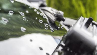 Repelente de lluvia para el coche