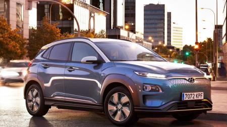 Hyundai Kona electrico