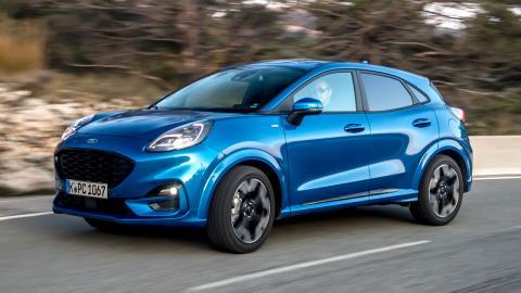 Prueba Ford Puma 2020