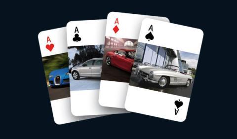 Juega al póquer con AUTO BILD