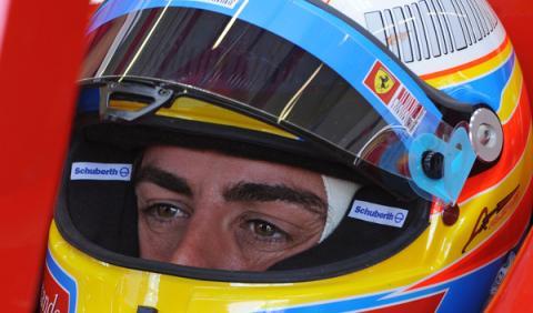 Fernando Alonso cree que será el ganador del Mundial
