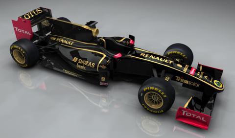 Lotus Renault GP, nueva escudería en la F1 para 2011