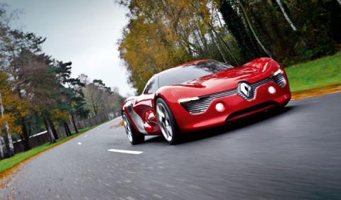 Renault Dezir frontal