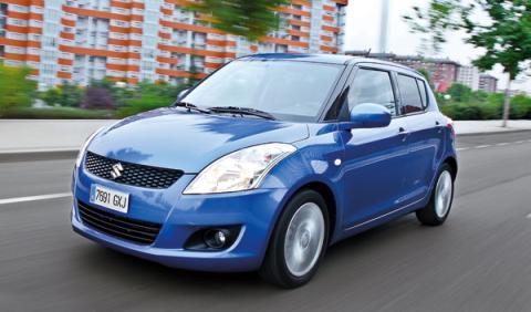 Suzuki Swift frontal