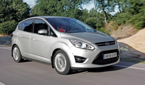 Ford C-Max frontal