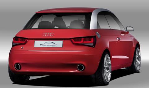 Fotos: Audi A1: la cuenta atrás ha comenzado