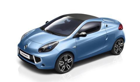 Fotos: Nuevos aires entre los roadsters: llega el Renault Wind