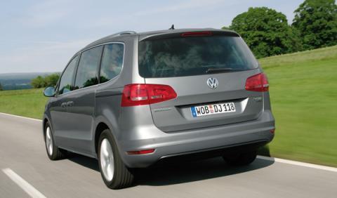 Fotos: Volkswagen Sharan: siete plazas de lujo