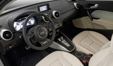 Fotos: La familia e-tron crece con la llegada del Audi A1