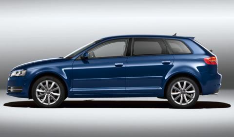 Fotos: El Audi A3 recibe ligeros cambios