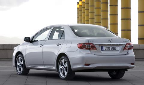 Fotos: El Toyota Corolla se renueva