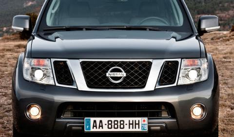 Fotos: Un Nissan Pathfinder más moderno