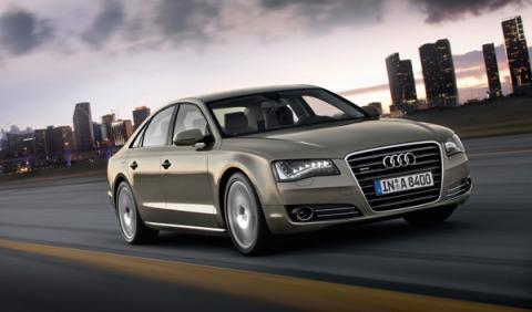 Fotos: El nuevo Audi A8, con conexión a internet