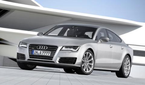 Fotos: Nuevo Audi A7 Sportback