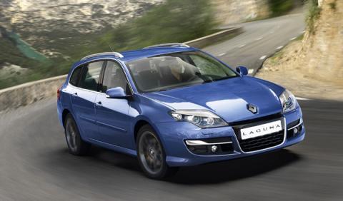 Fotos: Ya se conoce cómo será el nuevo Renault Laguna