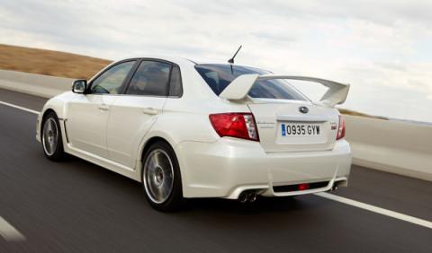 Fotos: El Subaru WRX STI, por fin con carrocería sedán
