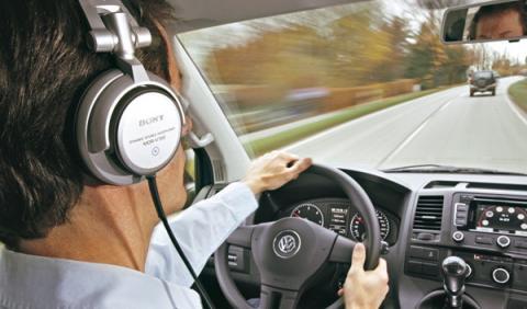 Fotos: 2.792 conductores multados por usar el teléfono móvil