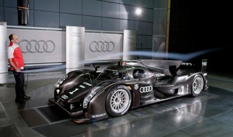 Fotos: Audi competirá en las 24 Horas de Le Mans con el nuevo R18