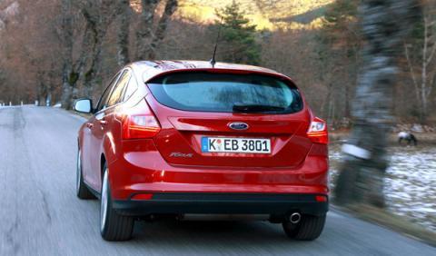Fotos: Nuevo Ford Focus 2011: ya hemos probado el superventas