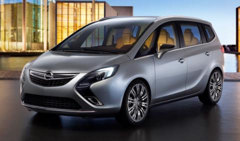 Opel-Zafira-Tourer-Concept-exterior-frontal