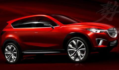 Mazda Minagi Ginebra