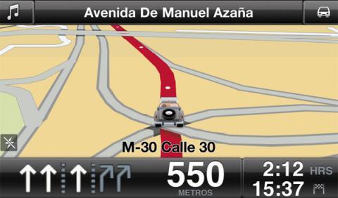 TomTom Mobile Navig. Iberia 1.6 gps para el coche