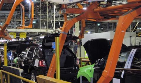 Irán, entre los principales países fabricantes de coches pese a la polémica nuclear