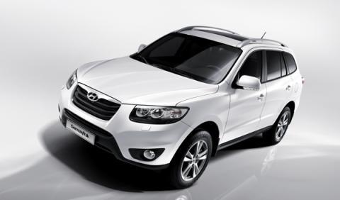 Hyundai Santa Fe Aut.