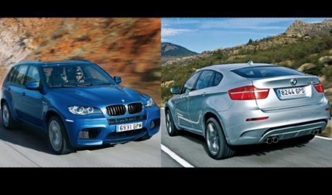 BMW x5 x6 SUV todoterreno test