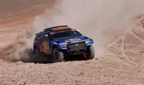 Chile, meta del Dakar 2013