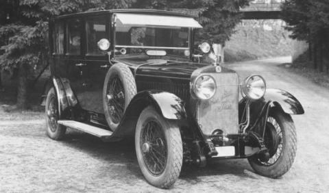 Skoda Hispano Suiza
