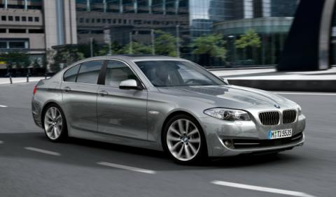 BMW Serie 530d xDrive Connected Drive
