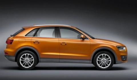 Audi quiere producir el Q3 en China