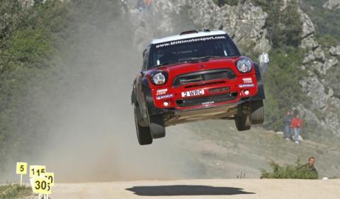En el Rally de Italia Sordo acabó sexto. Nada mal para un debut