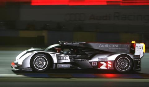 Audi obtiene la pole en Le Mans