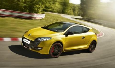 Renault Megane Sport Trophy barrido