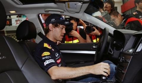 Vettel: Valencia es muy parecido a Mónaco