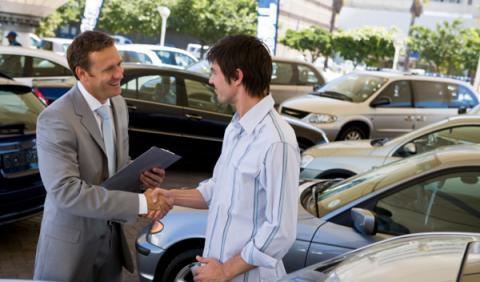 La venta de coches sube en la primera mitad de julio